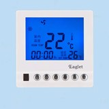 E255 Central air conditioner LCD thermostat